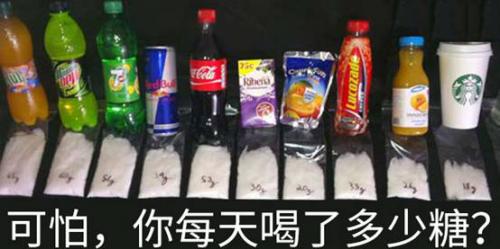 如何让您的孩子少喝点碳酸饮料?
