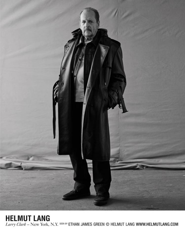 """Helmut Lang重新回归了 并且带来""""新体制"""""""