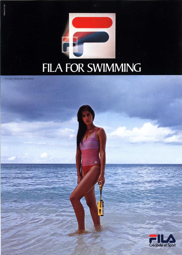 FILA 想重拾与时尚潮流的联系   它淡出你的生活了吗