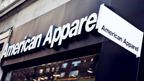 American Apparel或将于两周后重新回归市场
