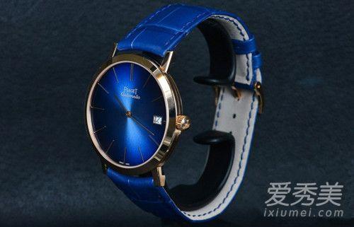 伯爵altiplano蓝色腕表怎么样?