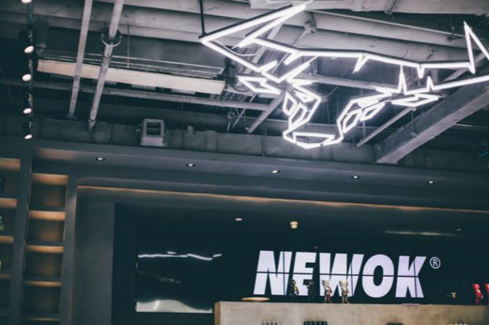 NEWOK STORE开国内首家限量球鞋、潮流服饰集合店