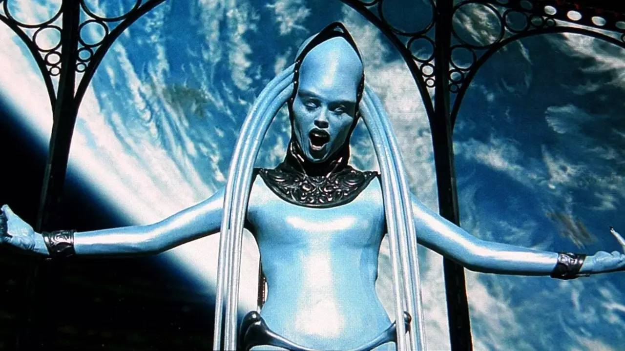 《星际特工》超越想象力,惊喜的科幻片就是如此绚丽 - 狐狸·梦见乌鸦 - 埋骨之地