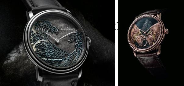 艺术大师,天工开物——宝珀Blancpain超凡工艺腕表巡展亮相深圳