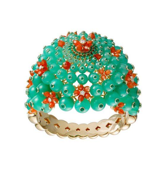 生命之花!卡地亚全新Cactus de Cartier珠宝系列大胆突破