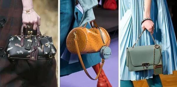 2017最流行的包包是这些 看完每一个都想要