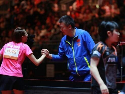 女乒姑娘团灭日本,重视对手后,日本女乒注定是陪衬