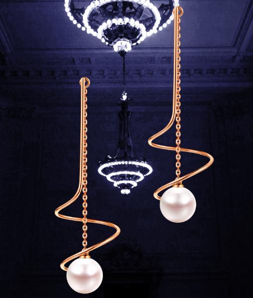 摩登纽约 流光溢彩 千叶珠宝新品闪耀上市