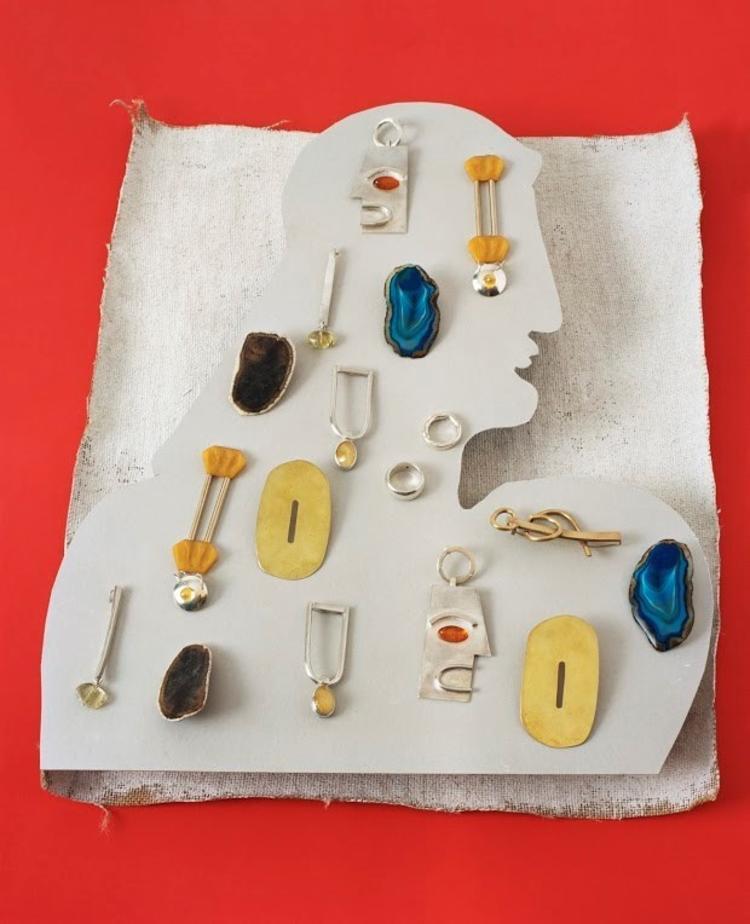 一个刚入行的珠宝设计师,和他的有趣珠宝