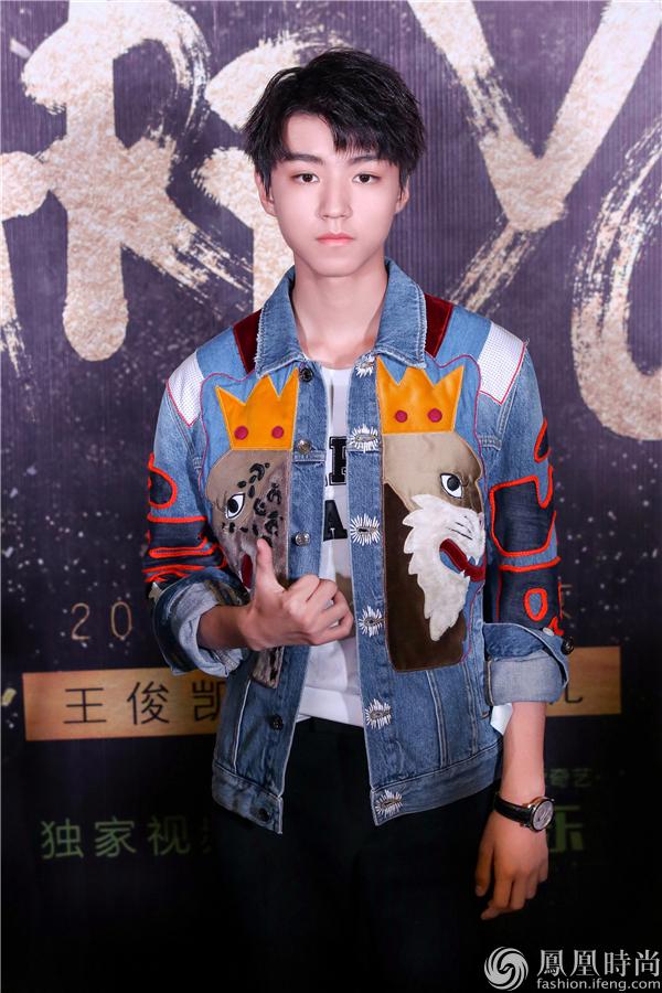 王俊凯18岁啦!生日当天他是这样过的!