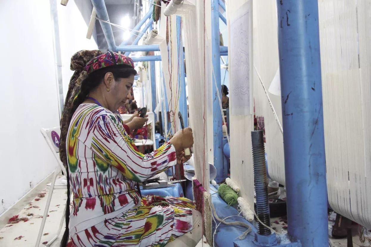 积极调整产业结构 中国纺织产业实现转型新升级