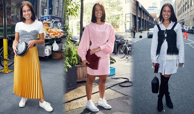预算2k以内 也能像时尚达人一样闯荡时尚圈