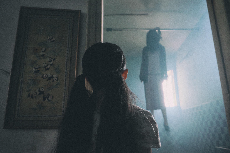 《怨灵2》女鬼啃人头传说再现,恐怖片其实可以这样拍 - 狐狸·梦见乌鸦 - 埋骨之地