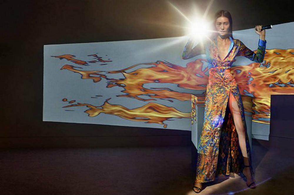 维秘的上海大秀还没开始 La Perla就去澳门办成衣秀(图2)