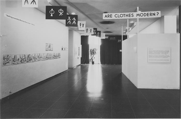 时隔73年 纽约MoMA博物馆才又办了场时尚展