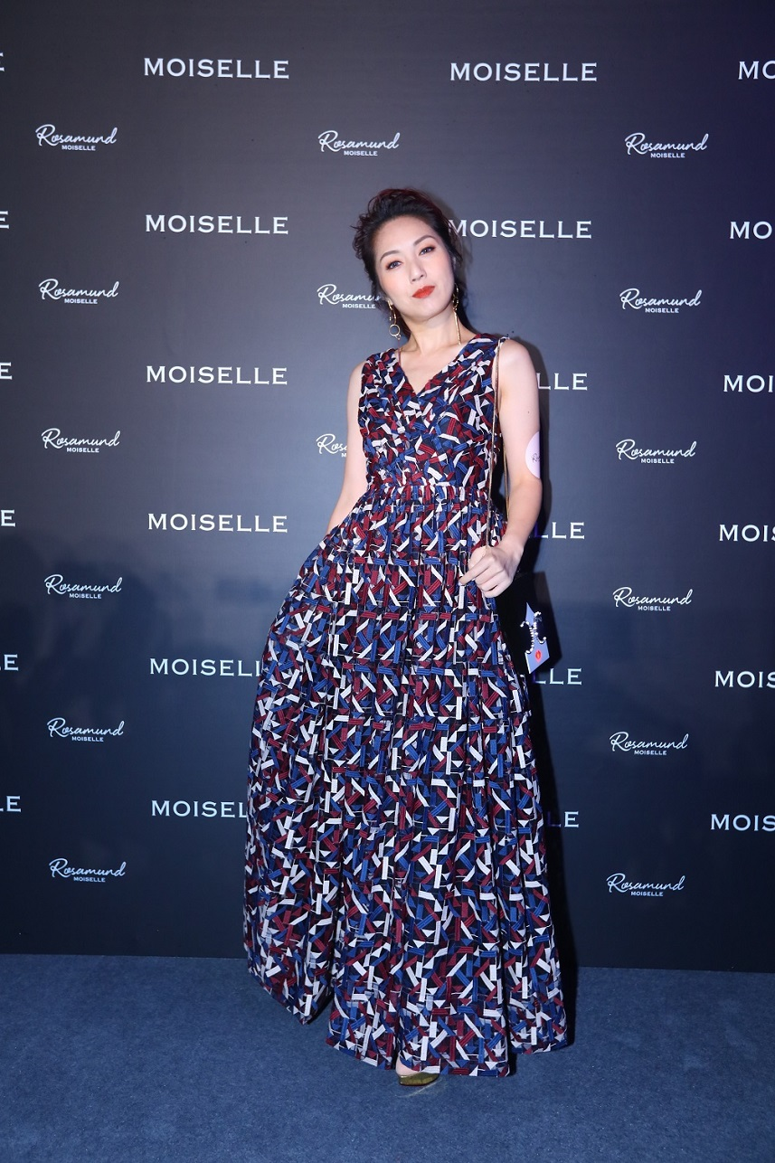 MOISELLE 2018早春上海时尚周揭开化学丛林系列