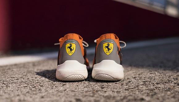 PUMA和法拉利合作设计鞋子  Vetements打火机高跟靴也有了皮革款