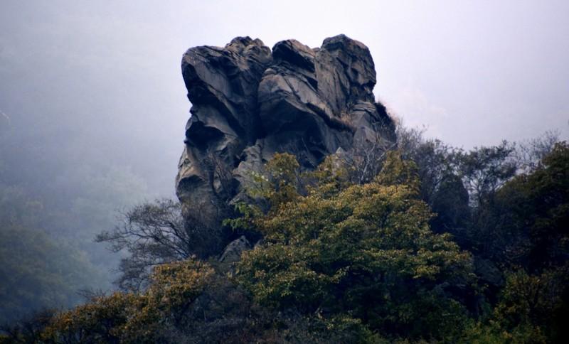 [转载]记者摄影家走进房山金祖山风景区采风