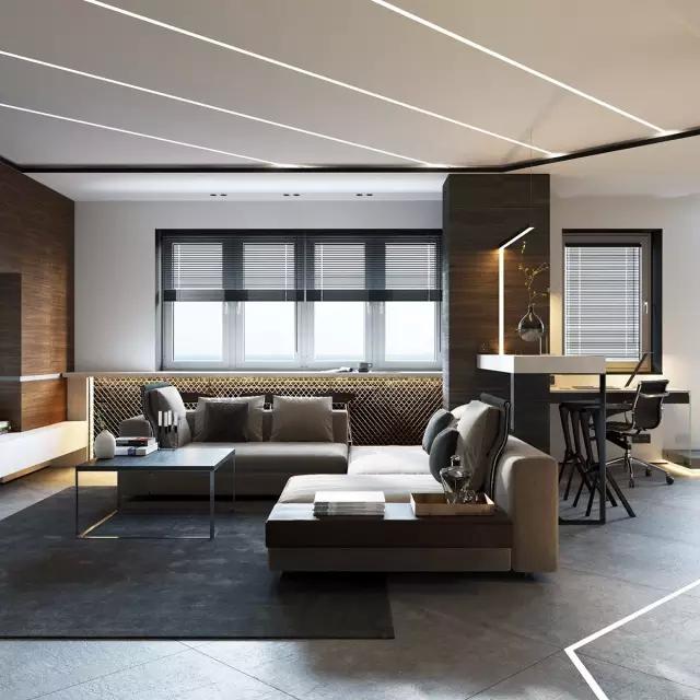 办公室 家居 起居室 设计 装修 640_640