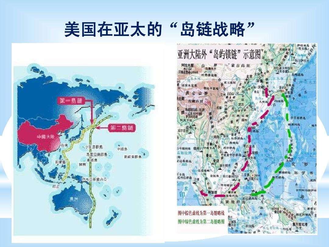 中国只需要解决钓鱼岛矛盾,半岛矛盾,南海问题,台湾问题的任何一个