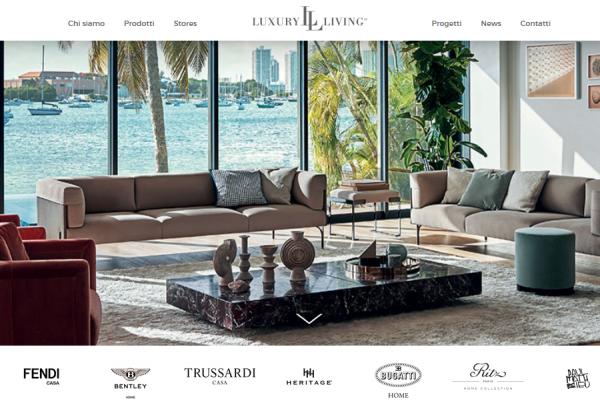 意大利奢华家具制造商 Luxury Living Group 发展近况:2017年销售额将达到 1.3亿欧元(图)