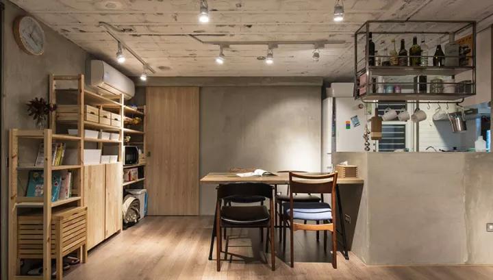 楼中楼厨房设计图