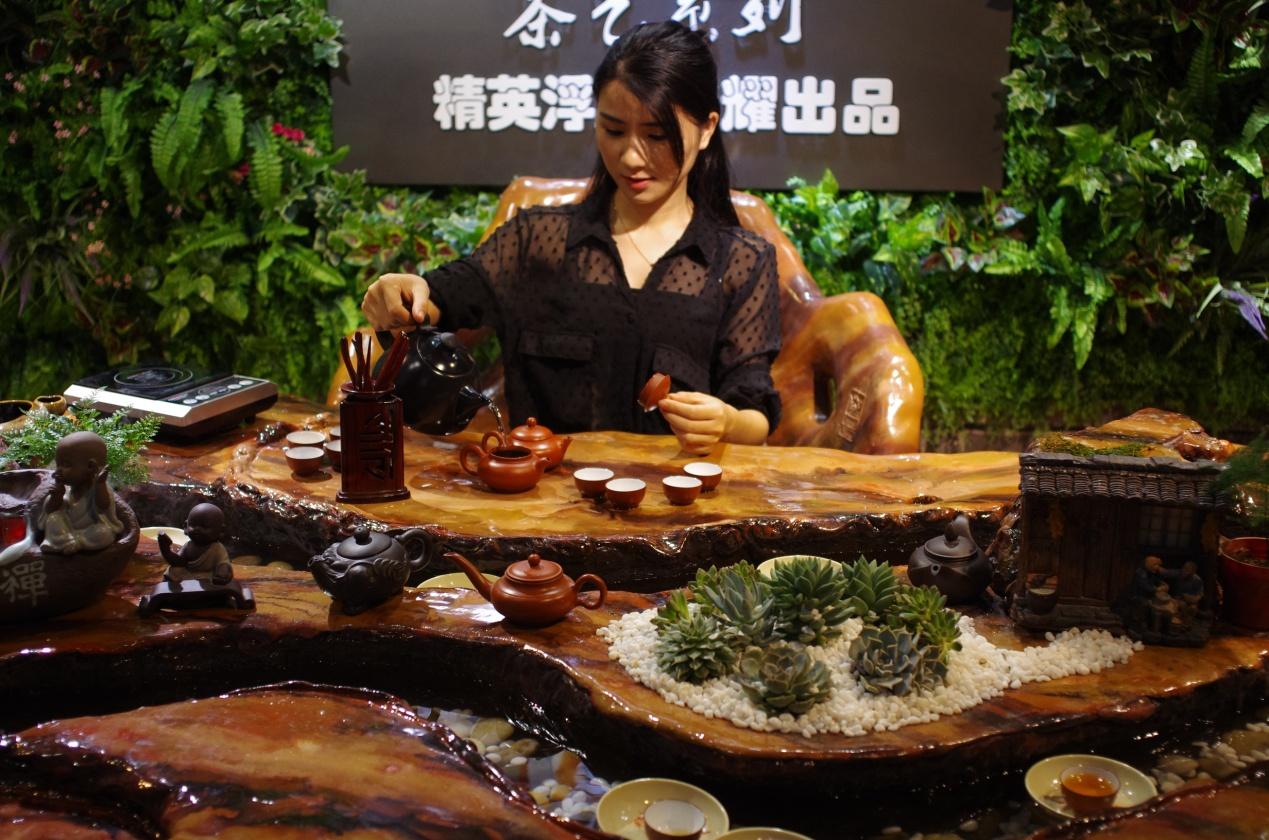 《凤凰老江发现》潮汕茶台——台中台