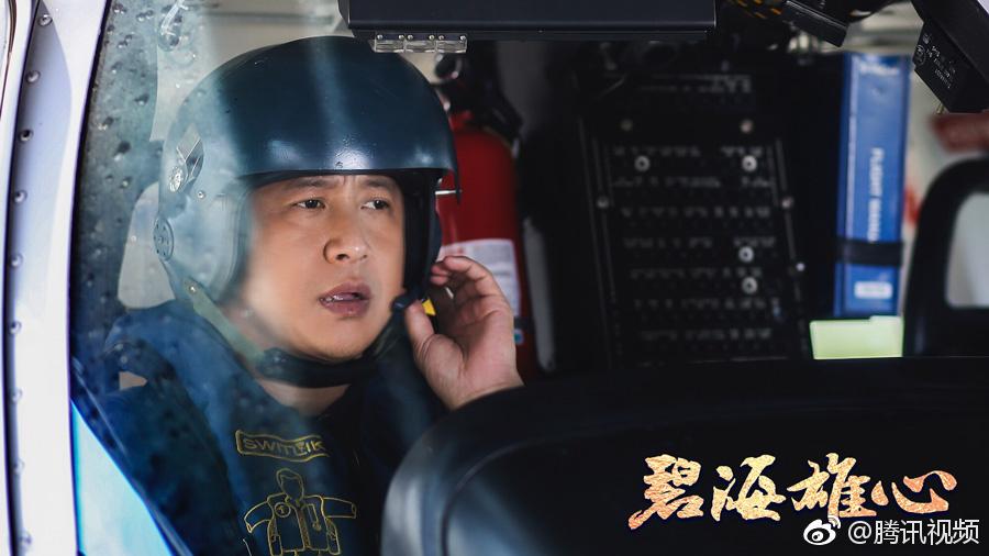 《碧海雄心》行业剧+灾难片,大海之上全员热血 - 狐狸·梦见乌鸦 - 埋骨之地