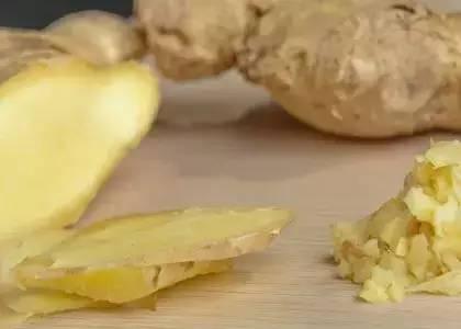 哪些食物是不能和生姜搭配一起食用
