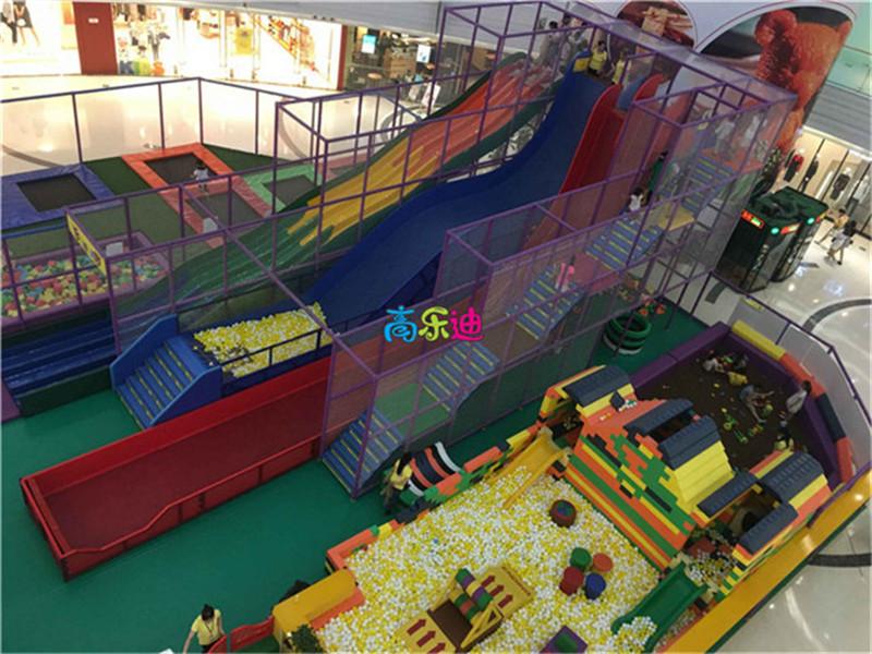 室内儿童游乐场设备安装需要注意什么