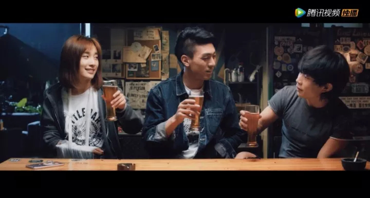 赵雷跨界主演《成都》微电影首发:我不介意多一个演员的身份