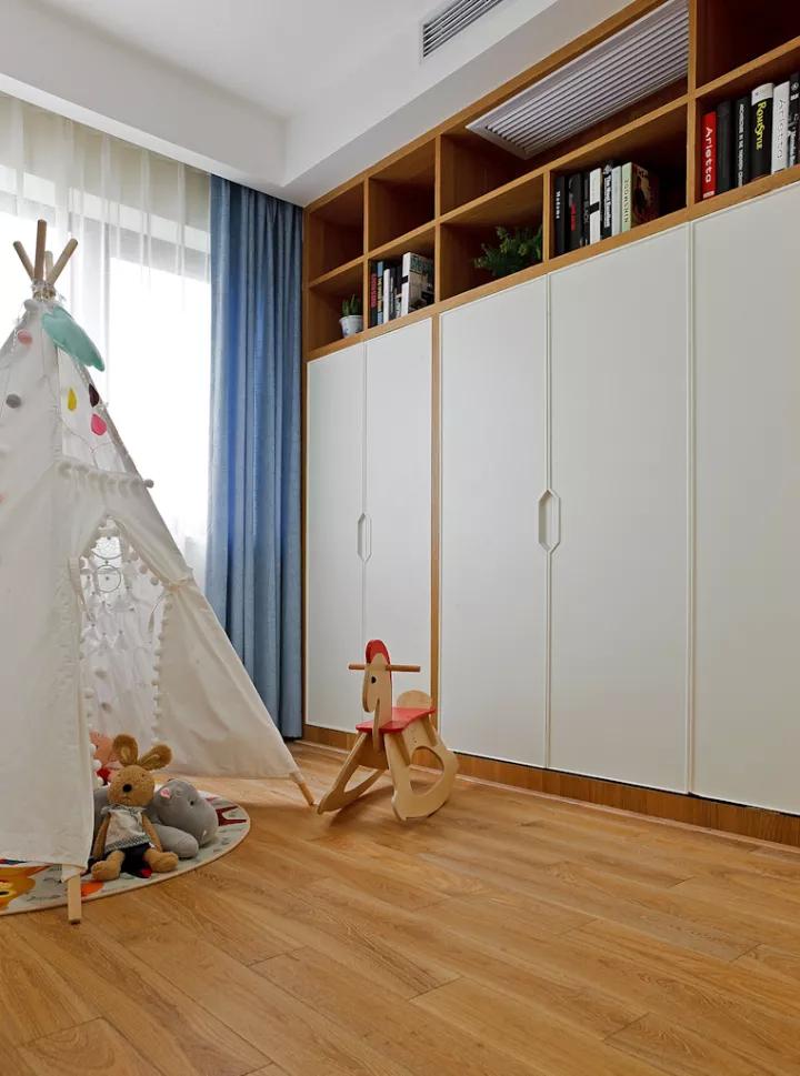 89㎡现代北欧风,充满幸福的小家!-成都梵纯设计