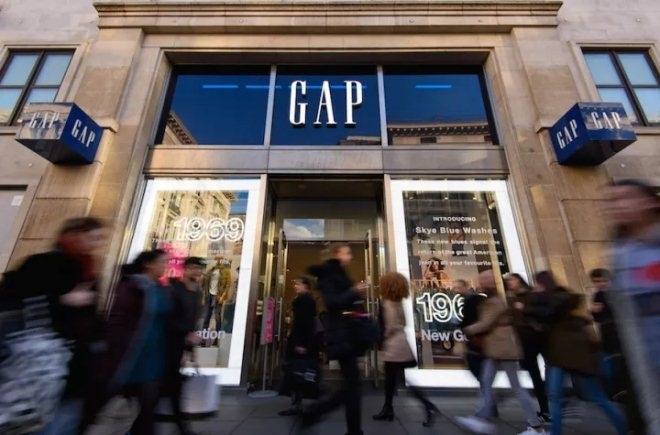 Gap三季度利润上涨12% 仍将重视中国市场