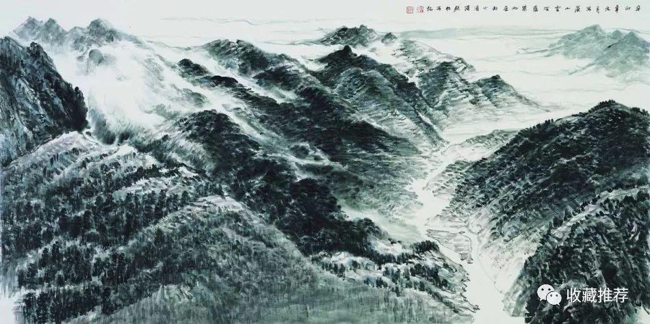 岭南山水画的革新者——谈许钦松山水画