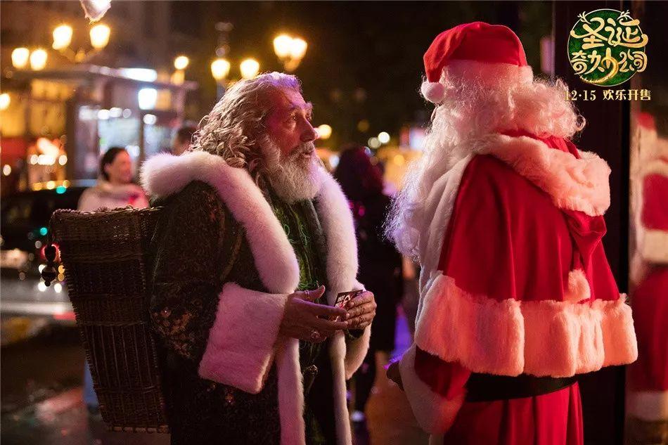 《圣诞奇妙公司》这个圣诞有点绿!圣诞老司机为啥是原谅色? - 狐狸·梦见乌鸦 - 埋骨之地