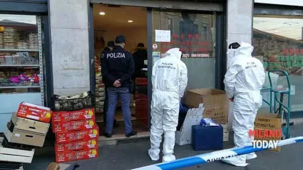米兰41岁文成籍女子在店内被杀