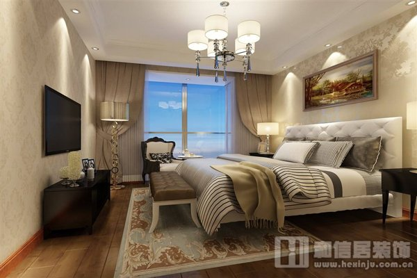 卧室门的搭配色彩应该和家具的色彩一致,这样的话卧室的地面、墙面包括窗帘,才能围绕它们决定下来的主色调进行发挥。 如果卧室的家具是浅色的,那建议卧室的门也是浅色,如果家具浅色、门变成深色,那看起来就会很突兀;而如果家里配的是深色家具,门的颜色最好和家具一样,为了提高亮度,其他搭配就要选择淡色了。