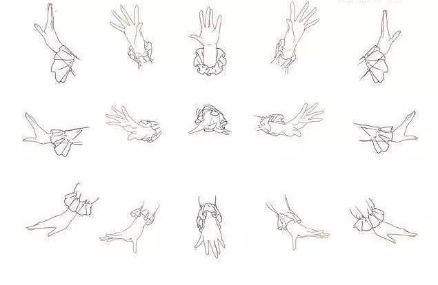 【全套】二次元人物画法初级教程