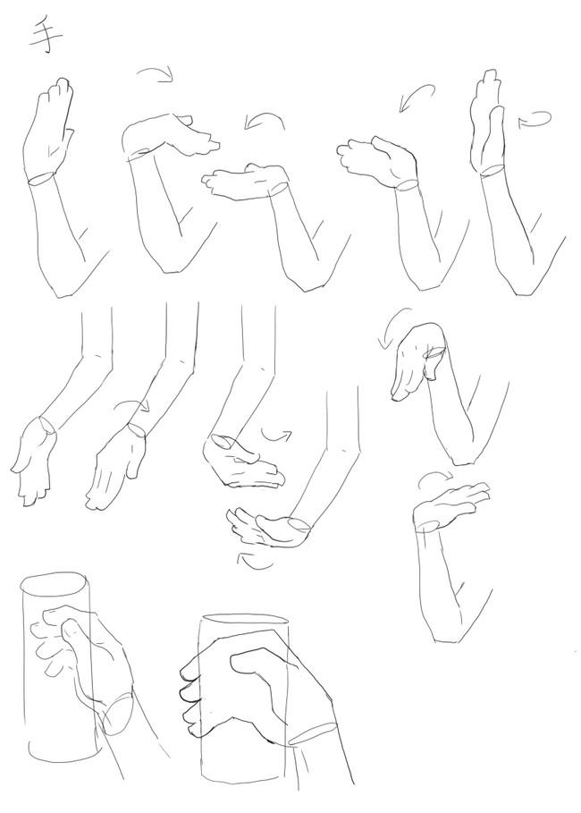 绘画新手怎么练习人体,这些素材你肯定需要