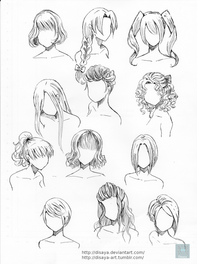 【热门】零基础头发绘制入门绘画教程—轻微课在线绘画教育网站