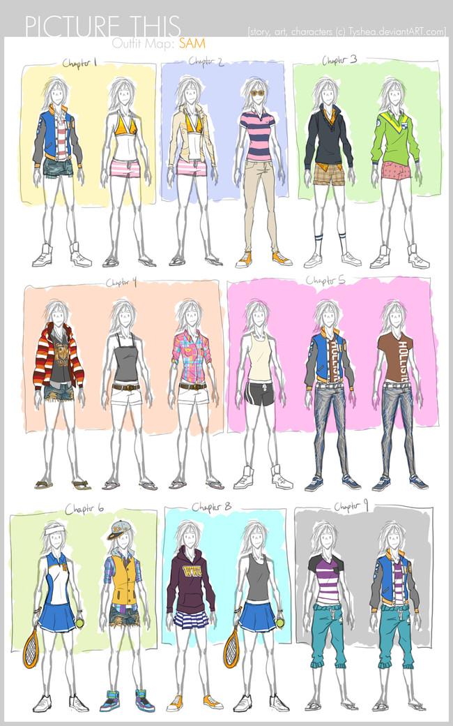 【推荐】动漫人物衣服怎么画—轻微课免费在线学漫画专区