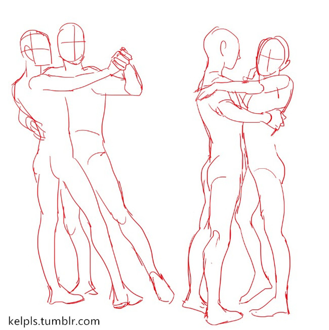 【推荐】零基础学漫画之人体练习—轻微课绘画教程专区