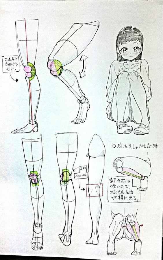 【推荐】零基础人体绘画参考—轻微课绘画教程专区