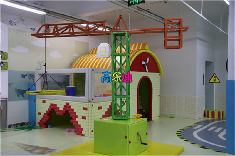 开室内儿童游乐场容易犯的错误,您中枪了吗?