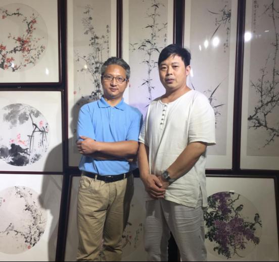 《凤凰老江专访》画家唐子垚的艺术世界