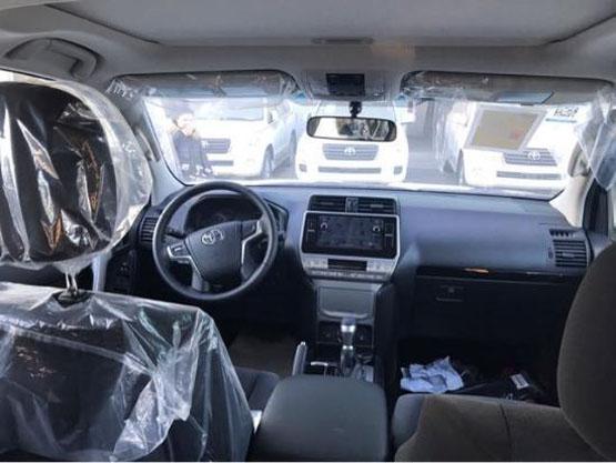 18款丰田霸道2700配置升级越野 天津现车最新报价