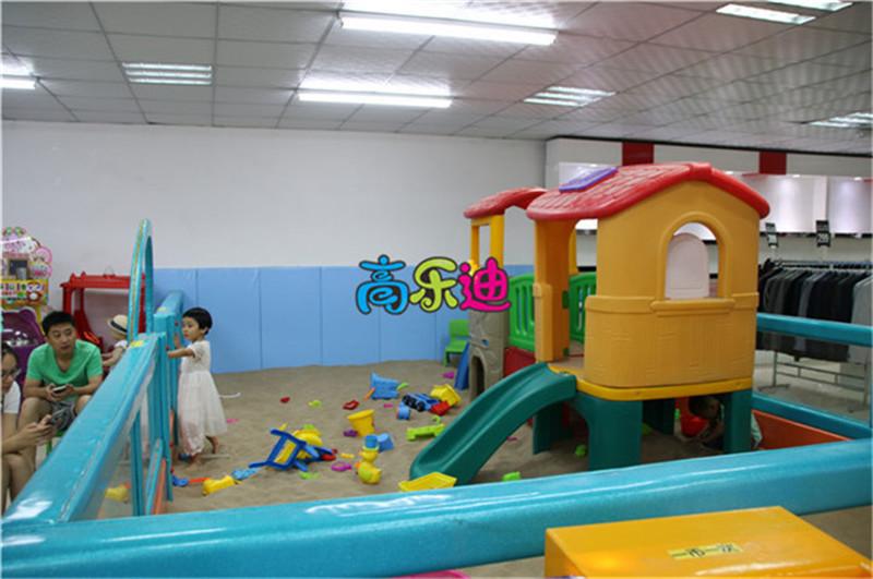 室内儿童游乐场的游乐设备如何进行清洁维护