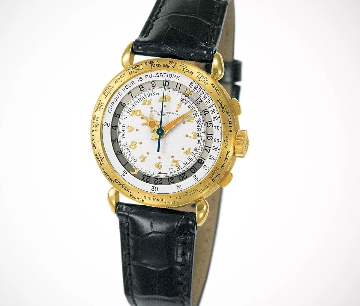 一只表,看出谁是真贵族,谁是假富豪
