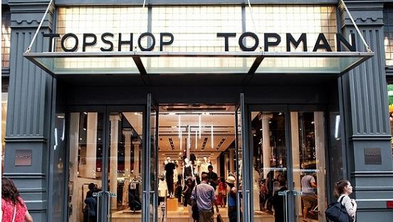 Topshop国内门店尚未开业 其国内独家代理尚品网已4亿卖身