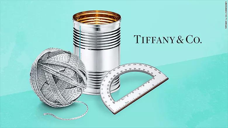 """Tiffany""""更有效的营销""""起作用 销售额同比增长8%(图2)"""